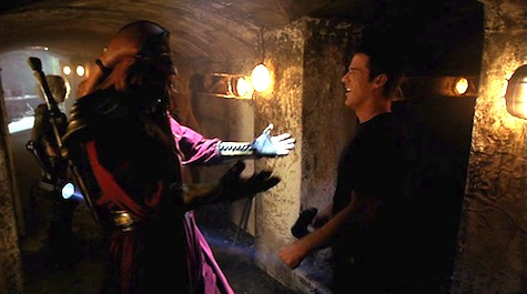 Farscape, What Was Lost I: Sacrifice, D'Argo Crichton