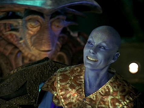 Farscape, Looks At The Princess III: The Maltese Crichton