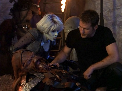 Farscape, Home on the Remains