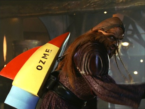Farscape, Revenging Angel, D'Argo