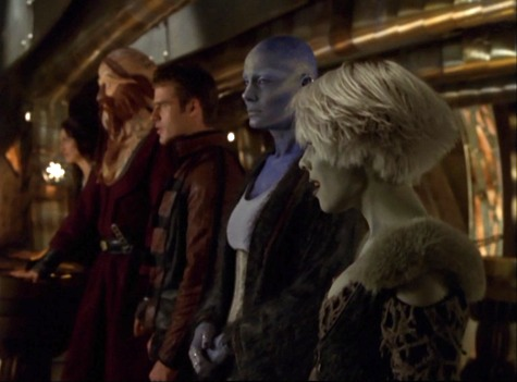 Farscape, Family Ties