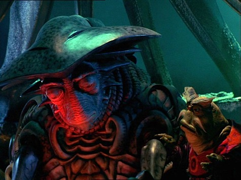 Farscape, Self-Inflicted Wounds, Wait For the Wheel, Rygel, Pilot