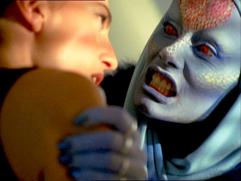 Farscape, Self-Inflicted Wounds, Wait For the Wheel, Aeryn, Zhan