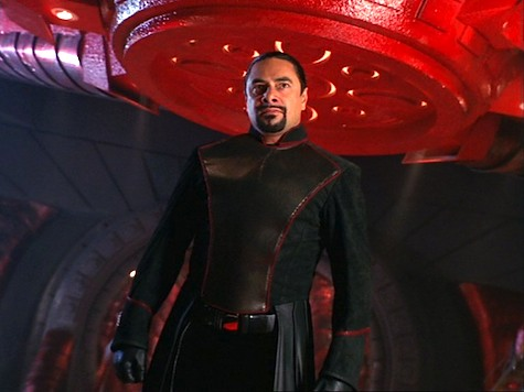 Farscape Into the Lion's Den II Wolf in Sheep's Clothing Crais