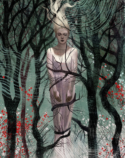 The Witch Of Duva A Ravkan Folk Tale Tor