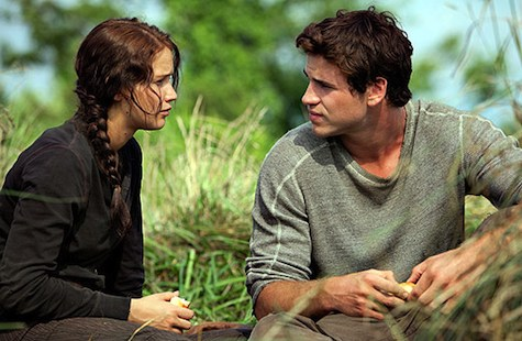 Gale Hawthorne in The Hunger Games