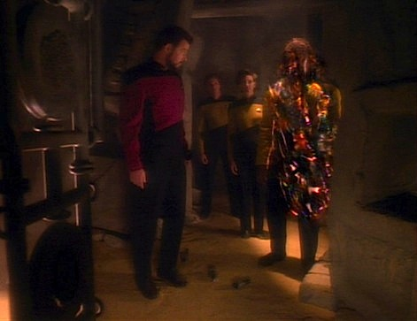 Star Trek: The Next Generation Rewatch on Tor.com: Gambit, Part II