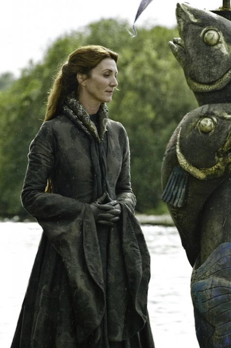 Game of Thrones season 3 Catelyn