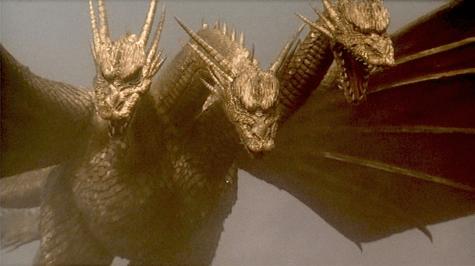 Kaiju King Ghidorah