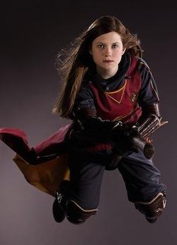 Ginny Weasley Quidditch