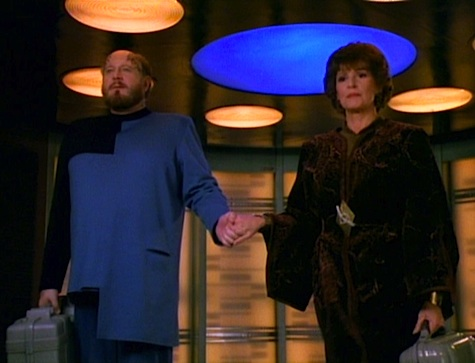 Star Trek: The Next Generation Rewatch: Half a Life