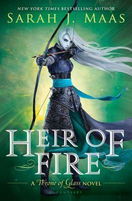 Sarah J Maas Heir of Fire