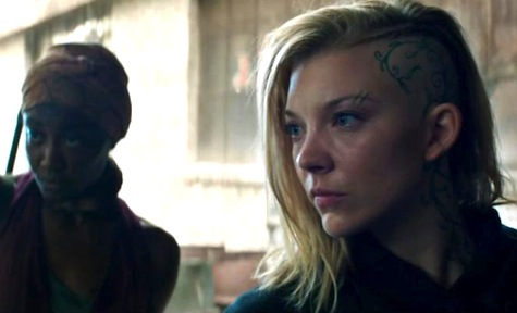 Hunger Games, Mockingjay, Natalie Dormer
