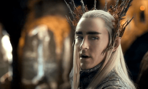 The Hobbit: The Desolation of Smaug, Thranduil, Lee Pace
