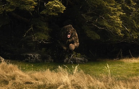 The Hobbit: The Desolation of Smaug, Beorn