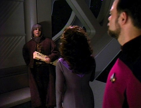Star Trek: The Next Generation Rewatch on Tor.com: Homeward
