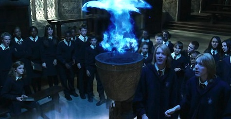 Hary Potter, Goblet of Fire