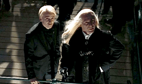 Draco, Lucius Malfoy