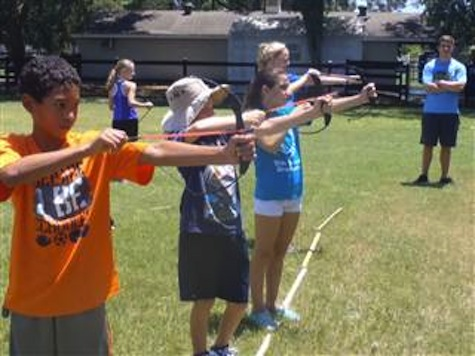 Hunger Games Camp Archery