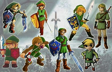 A review of the English Hyrule Historia Legend of Zelda companion book