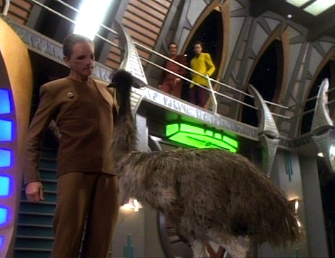 Star Trek: Deep Space Nine Rewatch on Tor.com: If Wishes Were Horses