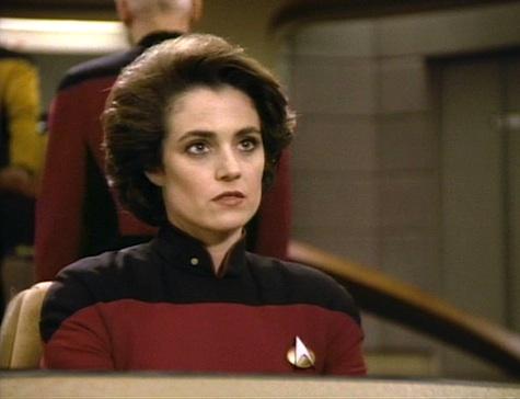 Star Trek: The Next Generation Rewatch on Tor.com: Imaginary Friend
