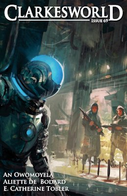 Short Fiction Spotlight: Reading the BSFA's Best Short Shortlist, Part 3