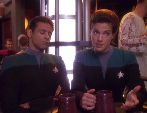 Star Trek: Deep Space Nine Rewatch on Tor.com: Indiscretion