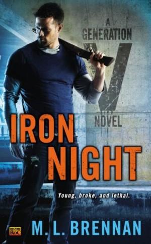 ML Brennan Iron Night Generation V