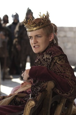 Game of Thrones iron throne who deserves to win Joffrey Bratheon