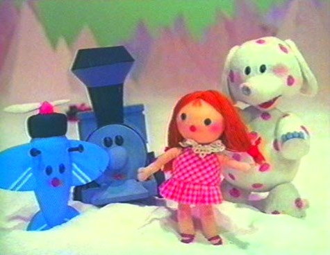 The Island of Misfit Toys, Rudolph the Red-Nosed Reindeer