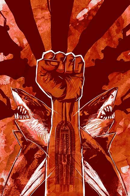 John Jennings Liminal War cover art