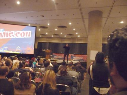 James Marsters at New York Comic Con