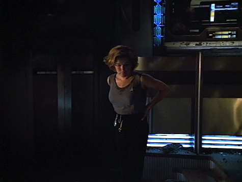 Janeway Doesn't Deserve This Shit