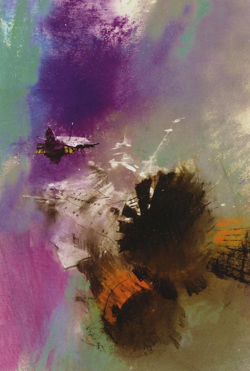 The Art of John Harris: Beyond the Horizon
