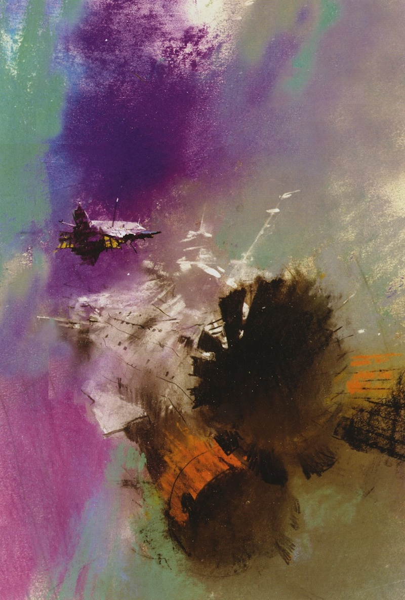 The Art of John Harris: Beyond the Horizon