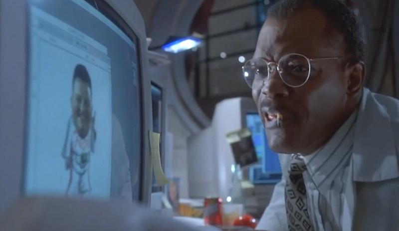 Dennis Nedry Jurassic Park
