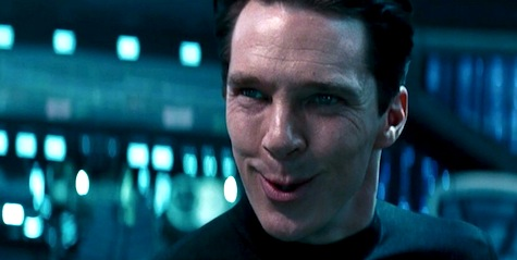 Benedict Cumberbatch, Khan, Star Trek Into Darkness