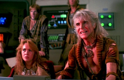 Ricardo Montalban, Khan, Wrath of Khan