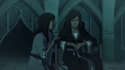 Legend of Korra Korra Alone