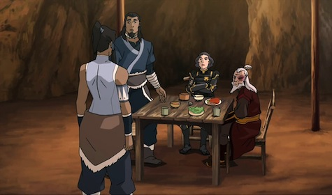 Avatar Legend of Korra Long Live the Queen