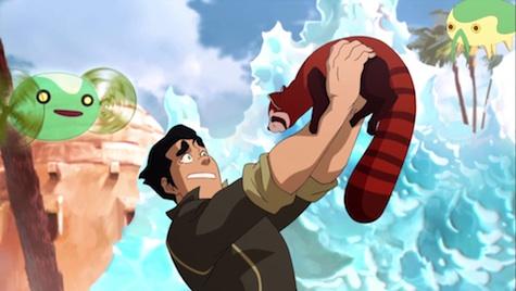 Avatar Legend of Korra Ultimatum