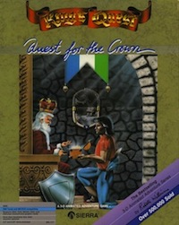 King's Quest Box Art