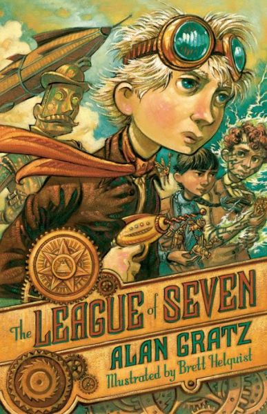 The League of Seven Alan Gratz