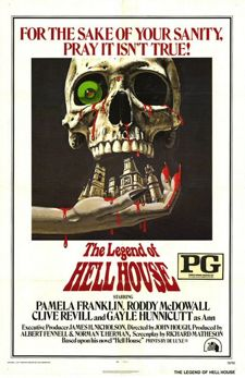 The Legend of Hell House by Richard Matheson