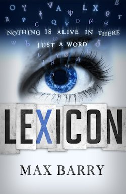 Review Lexicon Max Barry