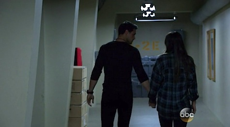 Agents of SHIELD season 1, episode 19: The Only Light in the Darkness