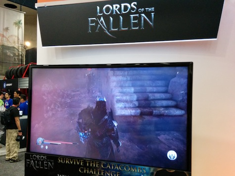 Lords of the Fallen SDCC