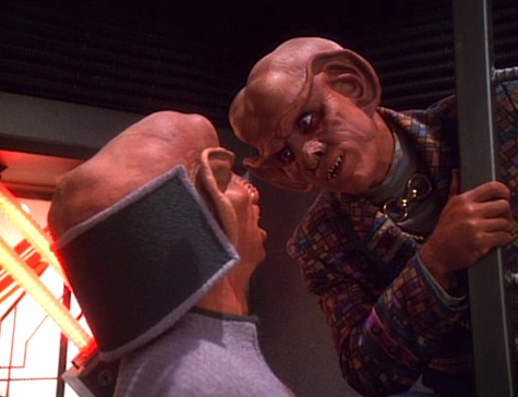 Star Trek: Deep Space Nine Rewatch on Tor.com: The Magnificent Ferengi