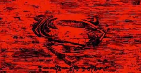 Man of Steel viral marketing trailer video General Zod Michael Shannon Superman Zack Snyder